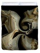 Bone Garden Duvet Cover
