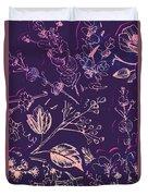 Botanical Branching Duvet Cover