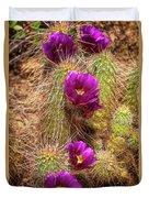 Bouquet Of Beauty Duvet Cover by Rick Furmanek