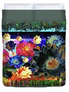 Bouquet Of Gratitude And Forgiveness Duvet Cover
