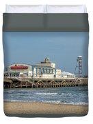 Bournemouth Pier 3 Duvet Cover
