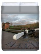 Bratch Locks Wide Angle Duvet Cover
