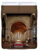 Brewood Church Duvet Cover