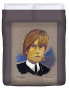 Brian Jones Duvet Cover