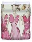 Bridesmaids Duvet Cover
