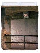 Bridge Pastel Duvet Cover