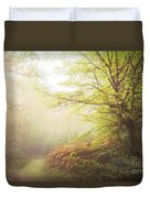 Broceliand Path Duvet Cover