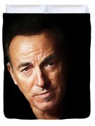 Bruce Springsteen Duvet Cover