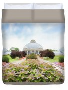 Buffalo Botanic Gardens Conservatory Duvet Cover