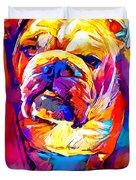 Bulldog 4 Duvet Cover