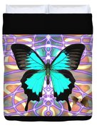 Butterfly Patterns 20 Duvet Cover