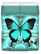 Butterfly Patterns 22 Duvet Cover