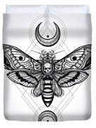 Butterfly - Vector Duvet Cover