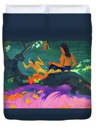 By The Sea - Digital Remastered Edition Duvet Cover