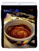 Caffe Doppio Duvet Cover