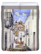Calle De Cherin Duvet Cover