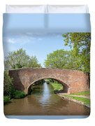 Canal Bridge 56 Duvet Cover