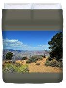 Canyon Color Duvet Cover