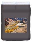 Canyon De Chelley Autumn Duvet Cover