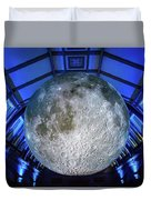 Capture The Moon Duvet Cover