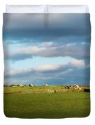 Carnmenellis Landscape Duvet Cover