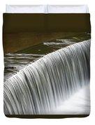 Carolina Water Splash Duvet Cover