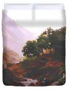 Carrara Duvet Cover