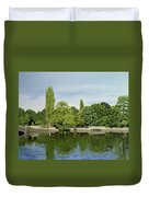 Carshalton Ponds Duvet Cover