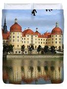 Castle Moritzburg  Duvet Cover