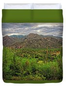 Catalina Foothills H1130 Duvet Cover