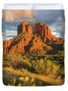 Cathedral Rock, Coconino National Duvet Cover