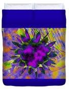 Cereusly Solarized Duvet Cover