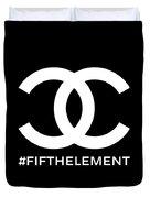 Chanel Fifth Element-2 Duvet Cover