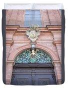Chapel Door Duvet Cover