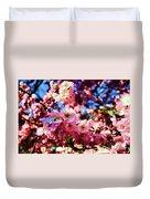 Cherry Blossoms 1 Duvet Cover
