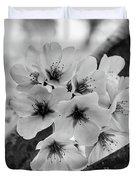 Cherry Blossoms 2019 E Duvet Cover