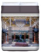 Chickasaw Ballpark - Bricktown - O K C Duvet Cover