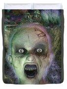 Child Ghost Duvet Cover