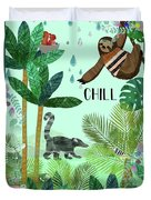 Chill Duvet Cover