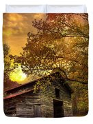 Chill Of An Early Fall Duvet Cover