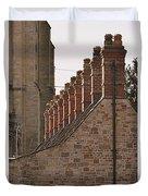 Chimneys Duvet Cover