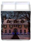 Christmas Lights Series #3 Duvet Cover
