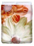 Chrysanthemum Creativity Duvet Cover
