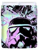 Cinematic Sci-fi Duvet Cover