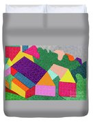 City 3 Duvet Cover