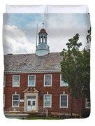 City Hall - Shelby, North Carolina Duvet Cover