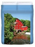 Clinton Mill IIi Duvet Cover