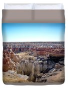 Coal Mine Canyon #2 Duvet Cover