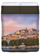 Coimbra's Skyline Duvet Cover
