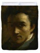 Colin Alexander Painter Duvet Cover